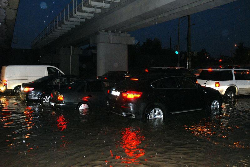 В Москве вновь ожидаются дожди // Sergey Kovalev/Global Look Press