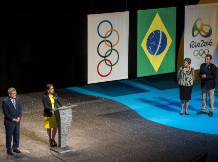 В Бразилии откроют сайт Олимпиады-2016 на русском языке // Russian Look