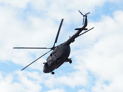 Ми-25 с экипажем из России сбили в Сирии // Ольга Соколова / Global Look Press