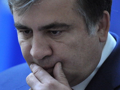 Телеканал НТВ обвиняет Михаила Саакашвили в связях с трансвеститом //  Global Look