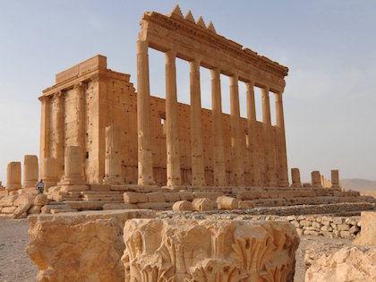 Пальмира, которая пережила вавилонян и римлян, боевиков ИГ рискует не пережить //  Global Look