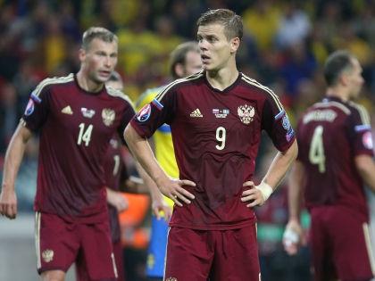 Сборная России по футболу  // Дмитрий Голубович / Global Look Press