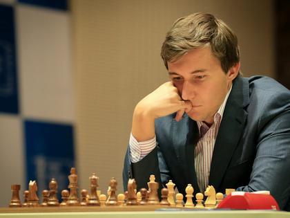 Сергей Карякин проиграл Магнусу Карлсену в финале чемпионата мира по шахматам // Азиз Каримов / Global Look Press