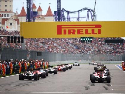 Организаторы «Формулы-1» надеются обойтись без привлечения госсредств // Global Look Press