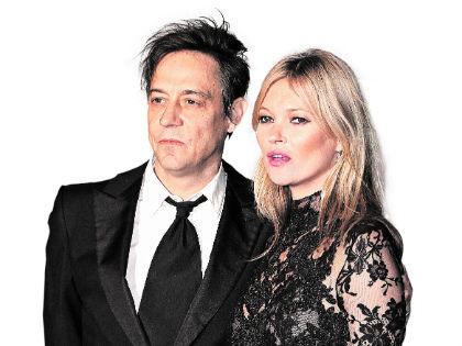 Кейт Мосс и Джейми Хинс // Global Look Press