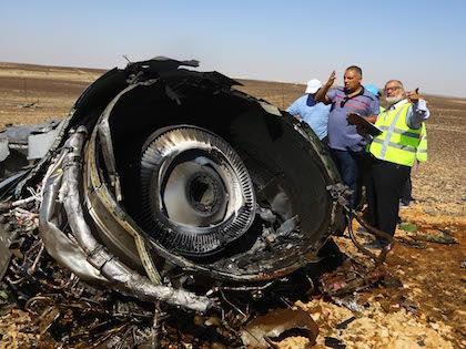 31 октября в Египте произошло крушение российского авиалайнера //  Global Look