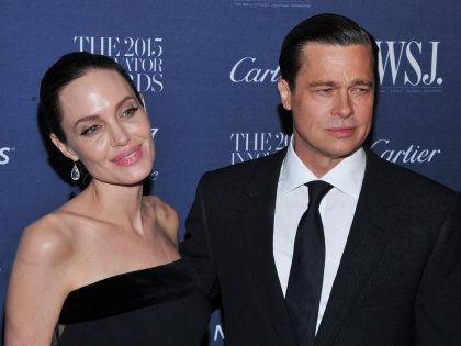 Анджелина Джоли и Брэд Питт не могут отдыхать в своем калифорнийском доме из-за лесных пожаров // MediaPunch/face to face / Global Look Press