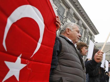 Новое обострение отношений России с Турцией совпало с переговорами по сирийскому урегулированию в Женеве // Global Look Press