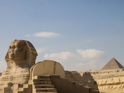 Египетские пирамиды россиянам теперь недоступны // Global Look Press