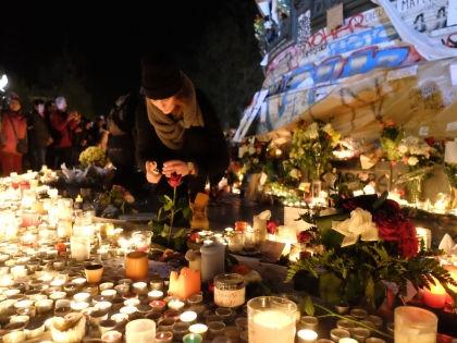 В ночь на 14 ноября во Франции произошла серия террористических актов //  Global Look Press