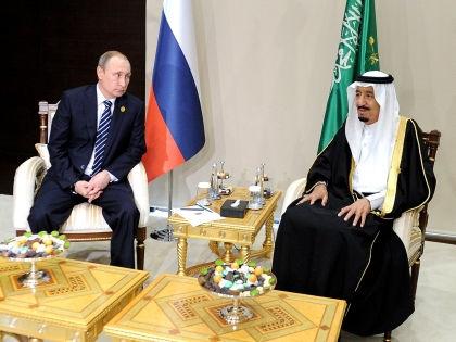 «Мы могли бы пойти Саудовской Аравии на встречу» // Global Look Press