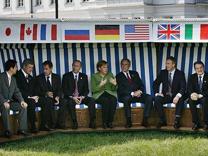 Министр иностранных дел Германии назвал условия для возвращения России в G8 // GLOBAL LOOK Press