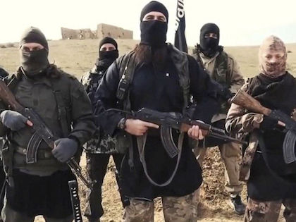 Боевики ИГИЛ //  Global Look