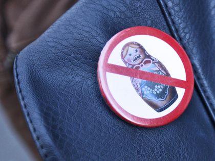 В США принимают закон о противодействии влиянию России // Global Look Press