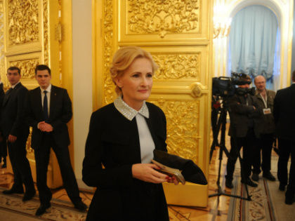 Ирина Яровая // Global Look Press