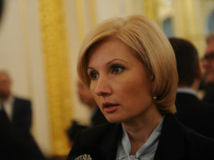 Ольга Баталина // Global Look Press