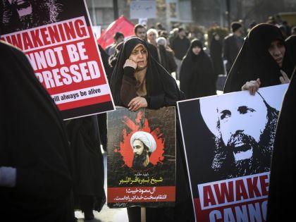Иран и Саудовская Аравия выясняют отношения в связи с казнью шиитского проповедника // Global Look Press