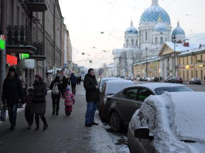 Санкт-Петербург в этом году отказался реагентов // Даниил Шамкин / Global Look Press