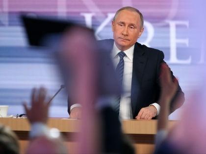 Владимир Путин // Дмитрий Голубович / Global Look Press
