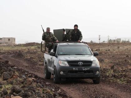 По некоторым данным, сотрудники ЧВК по 240 тысяч рублей в месяц получали за работу в Сирии // Global Look Press