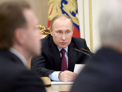 Путин имитирует проведение «большой приватизации»? // Олег Никольский / Global Look Press