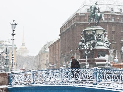 Санкт-Петербург // Валя Егоршин / Global Look Press
