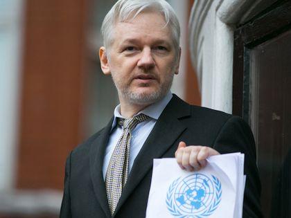 Джулиан Ассанж отказался от экстрадиции в США // Daniel Leal-Olivas / Global Look Press