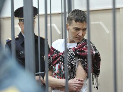 Надежда Савченко собирается объявить сухую голодовку // Global Look Press