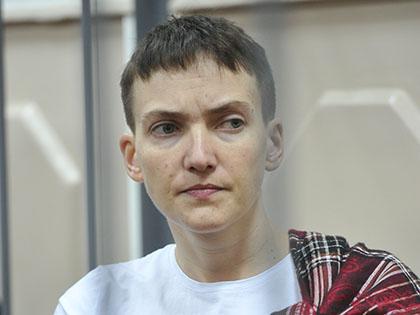 На Украине считают, что Надежда Савченко может вскоре вернуться на родину // Global Look Press