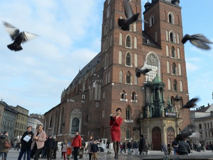 10 способов интересно провести время в Кракове, не платя за это деньги // Artur Widak / Global Look Press