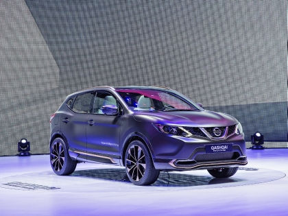 Nissan Qashqai // Global Look Press
