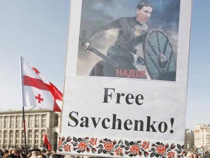 Политологи рассказали о дальнейшей судьбе Надежды Савченко // Global Look Press