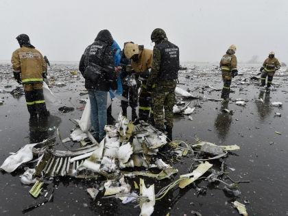Катастрофа произошла по вине пилотов // РИА «Новости» / Global Look Press