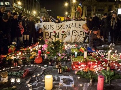 Теракты в Брюсселе // Global Look Press