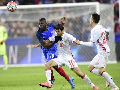 Франция победила Россию со счетом 4:2 // Global Look Press