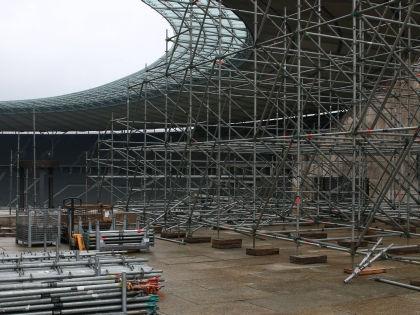 Стадиону в Самаре катастрофически не хватает денег // Global Look Press