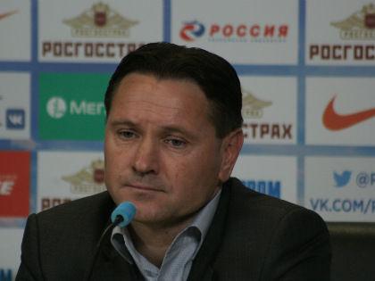 Дмитрий Аленичев // Global Look Press