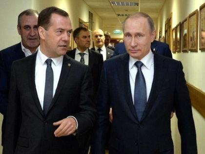 Правительство привлекут к ответственности? // Kremlin pool / Global Look Press