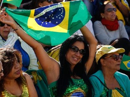 Бразилия готовиться принять Олимпиаду-2016 // Global Look Press