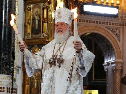 Патриарх Кирилл // Global Look Press