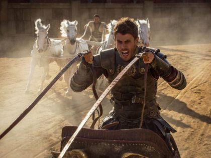 Джек Хьюстон очень серьезно подошел к исполнению образа легендарного Бен-Гуа // Paramount Pictures / Global Look Press