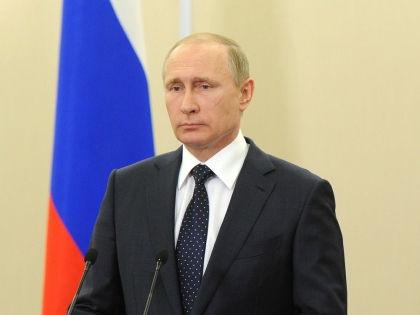 Владимир Путин // Kremlin pool / Global Look Press