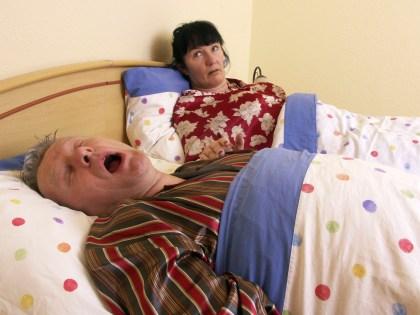 Жертвам апноэ во сне чаще грозят болезни сердца и диабет // Rudolf / Global Look Press