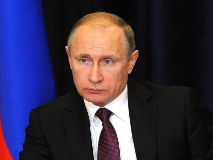 Владимир Путин // Global Look Press