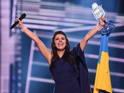 Победительница Евровидения-2016 — крымскотатарская певица из Украины Джамала // Britta Pedersen / Global Look Press