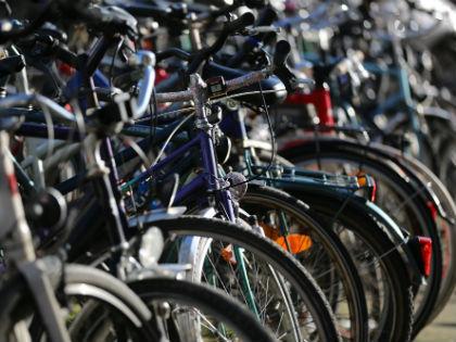 В Заречном велосипед – самый популярный транспорт // Global Look Press