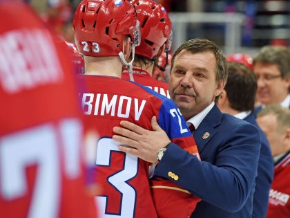 Сборная России завоевала на ЧМ-2016 бронзу // Global Look Press