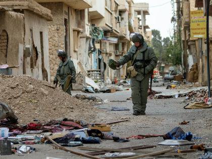 Ситуация накалилась, а постпред РФ при ООН Виталий Чуркин заявил, что «возвращение к миру в Сирии стало почти невозможным» // Global Look Press