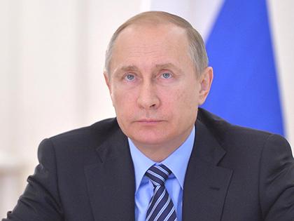Владимир Путин написал статью в греческий журнал // Алексей Дружинин / Global Look Press