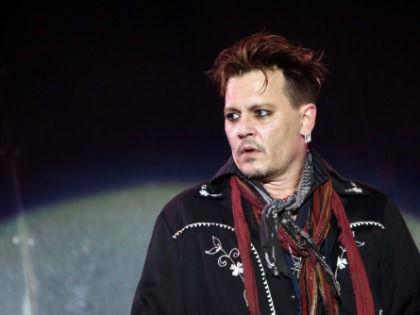 Джонни Депп готов играть в фильме о сексуальных скандалах // Pedro Fiuza / Global Look Press